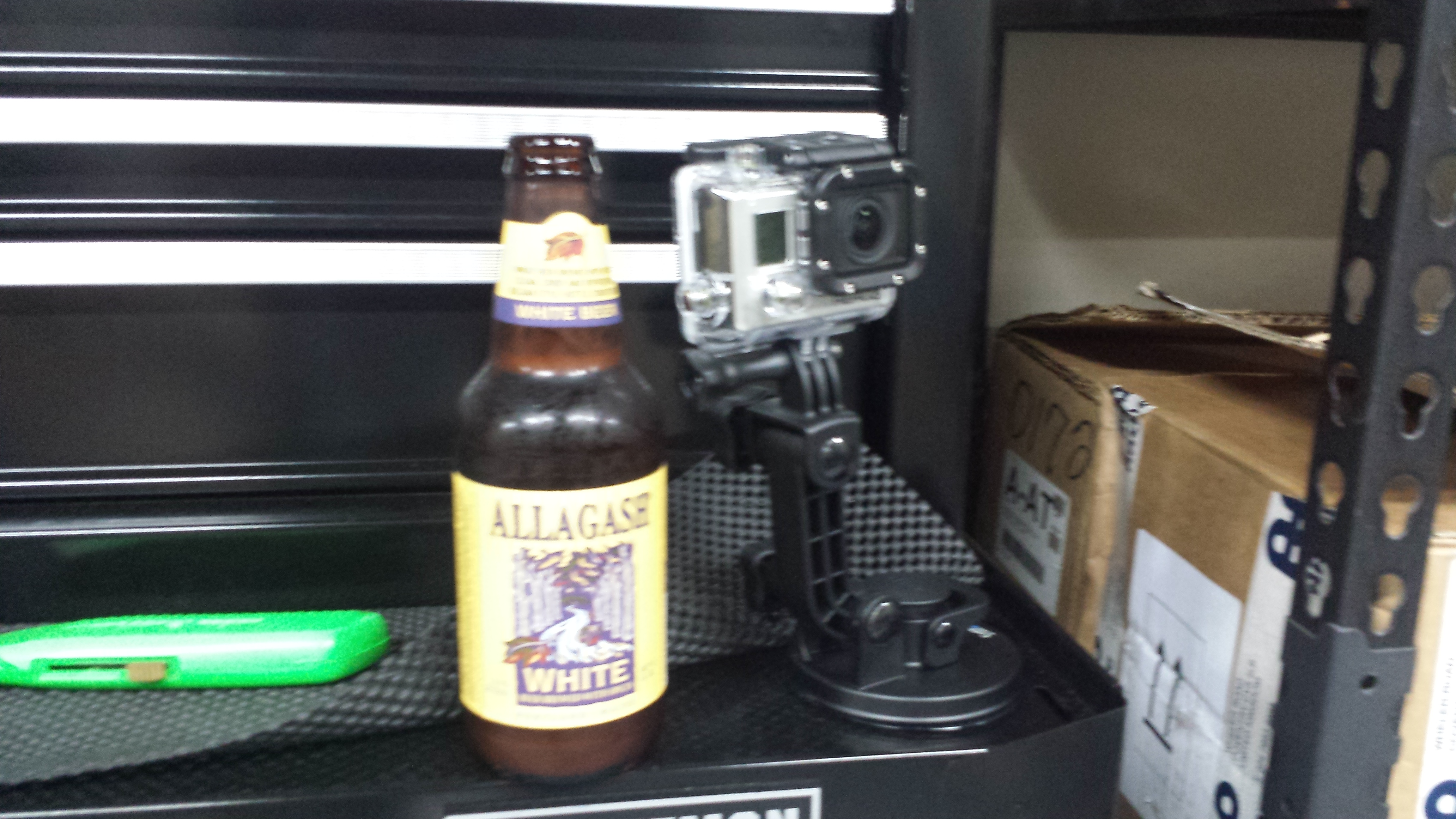 Beer and GoPro