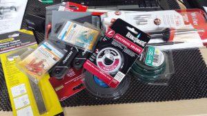 Headlight supplies