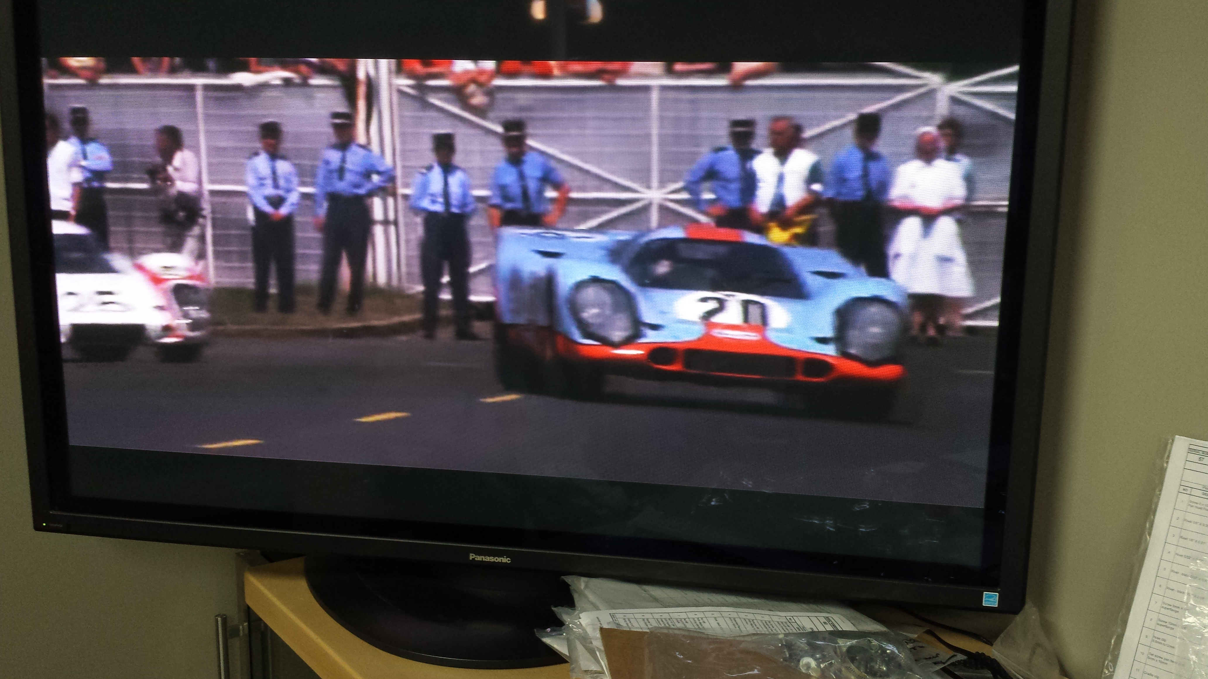 Love the 917